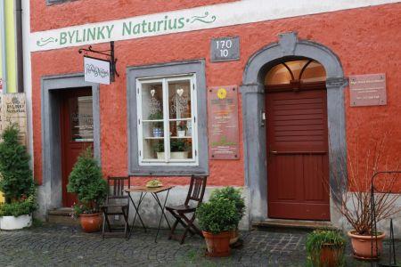 Obchod Bylinky Naturius